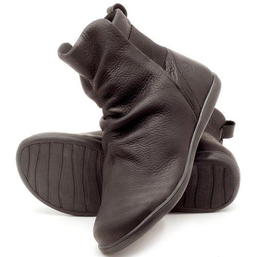Laranja_Lima_Shoes_Sapatos_Femininos_Flat_Boot_em_Couro_Preto_-_Codigo_-_137171_2