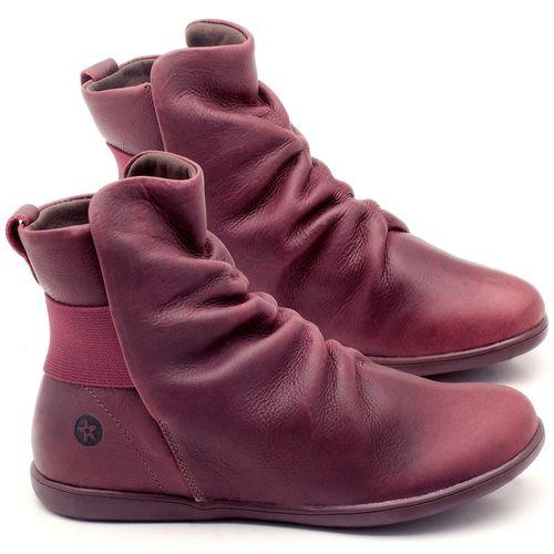 Laranja_Lima_Shoes_Sapatos_Femininos_Flat_Boot_em_Couro_Roxo_-_Codigo_-_137171_1