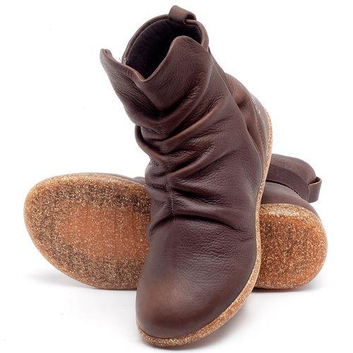 Laranja_Lima_Shoes_Sapatos_Femininos_Flat_Boot_em_Couro_Marrom_-_Codigo_-_137171_2