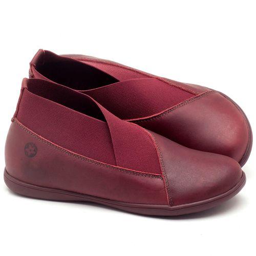 Laranja_Lima_Shoes_Sapatos_Femininos_Tenis_Cano_Baixo_em_Couro_Vinho_-_Codigo_-_137172_1