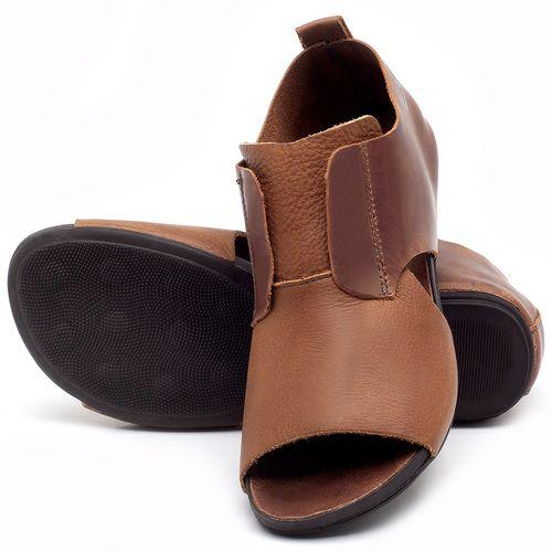 Laranja_Lima_Shoes_Sapatos_Femininos_Sandalia_Rasteira_Flat_em_Couro_Marrom_-_Codigo_-_137175_2