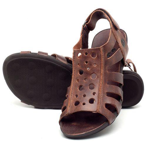 Laranja_Lima_Shoes_Sapatos_Femininos_Sandalia_Rasteira_Flat_em_Couro_Marrom_-_Codigo_-_137176_1