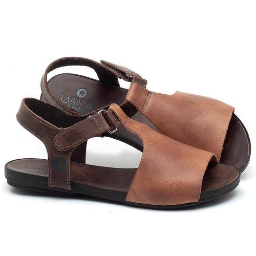 Laranja_Lima_Shoes_Sapatos_Femininos_Sandalia_Rasteira_Flat_em_Couro_Fendi_-_Codigo_-_137177_1
