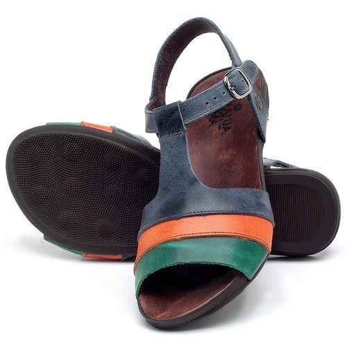 Laranja_Lima_Shoes_Sapatos_Femininos_Sandalia_Rasteira_Flat_em_Couro_Multicolor_-_Codigo_-_137181_2