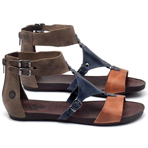 Laranja_Lima_Shoes_Sapatos_Femininos_Sandalia_Rasteira_Flat_em_Couro_Multicolor_-_Codigo_-_137183_1