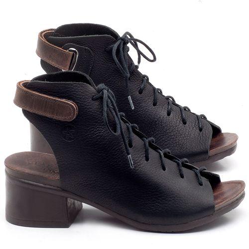 Laranja_Lima_Shoes_Sapatos_Femininos_Sandalia_Laranja_Lima_Shoes_Boho_Salto_de_5_cm_em_Couro_Preto_-_Codigo_-_137193_1