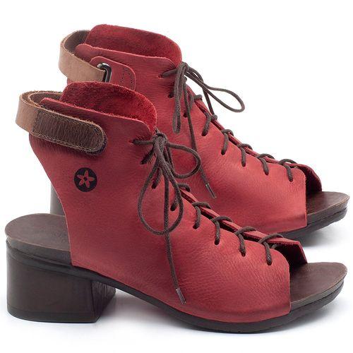 Laranja_Lima_Shoes_Sapatos_Femininos_Sandalia_Laranja_Lima_Shoes_Boho_Salto_de_5_cm_em_Couro_Vermelho_-_Codigo_-_137193_1