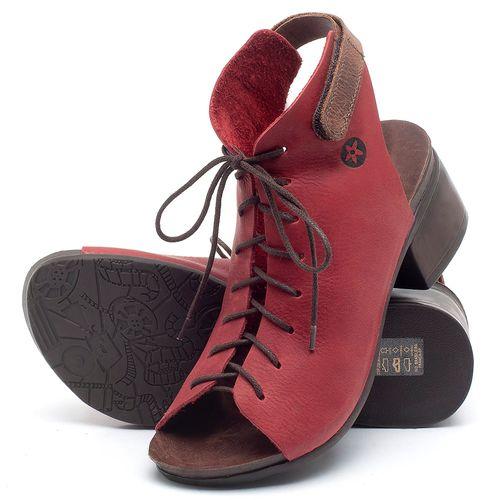 Laranja_Lima_Shoes_Sapatos_Femininos_Sandalia_Laranja_Lima_Shoes_Boho_Salto_de_5_cm_em_Couro_Vermelho_-_Codigo_-_137193_2