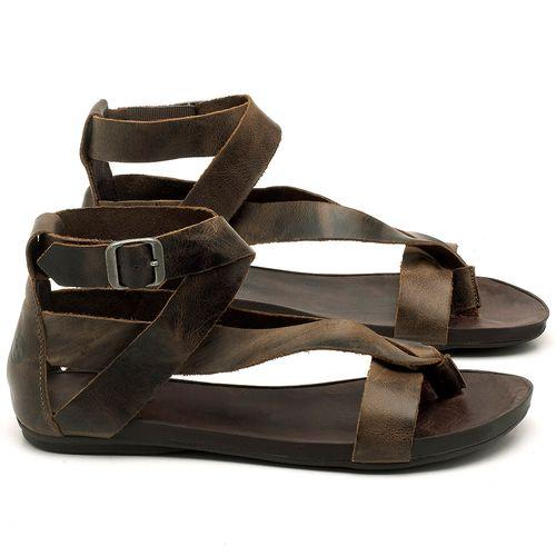 Laranja_Lima_Shoes_Sapatos_Femininos_Sandalia_Rasteira_Flat_em_Couro_Verde_-_Codigo_-_137197_1