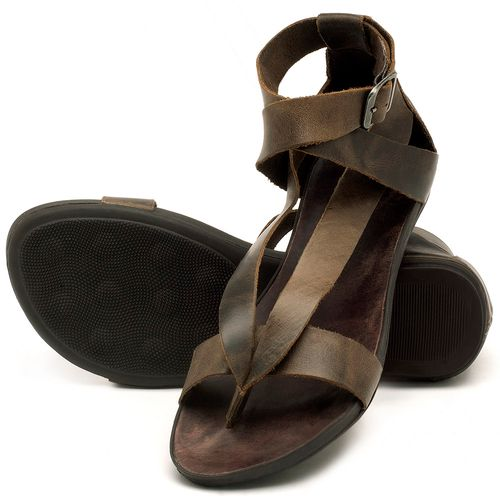 Laranja_Lima_Shoes_Sapatos_Femininos_Sandalia_Rasteira_Flat_em_Couro_Verde_-_Codigo_-_137197_2