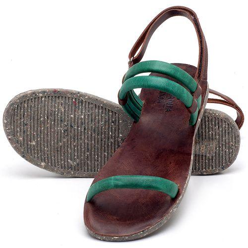 Laranja_Lima_Shoes_Sapatos_Femininos_Sandalia_Rasteira_Flat_em_Couro_Verde_-_Codigo_-_137198_2