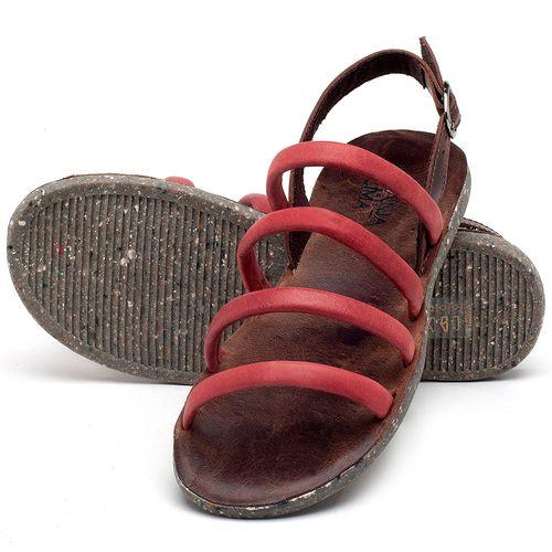 Laranja_Lima_Shoes_Sapatos_Femininos_Sandalia_Rasteira_Flat_em_Couro_Vermelho_-_Codigo_-_137199_2