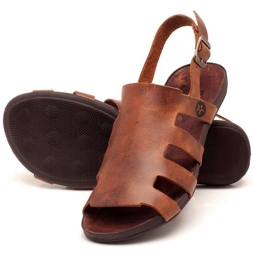 Laranja_Lima_Shoes_Sapatos_Femininos_Sandalia_Rasteira_Flat_em_Couro_Marrom_-_Codigo_-_137201_2