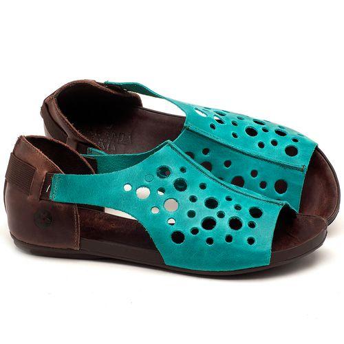 Laranja_Lima_Shoes_Sapatos_Femininos_Sandalia_Rasteira_Flat_em_Couro_Azul_-_Codigo_-_137202_1