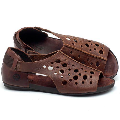 Laranja_Lima_Shoes_Sapatos_Femininos_Sandalia_Rasteira_Flat_em_Couro_Marrom_-_Codigo_-_137202_1