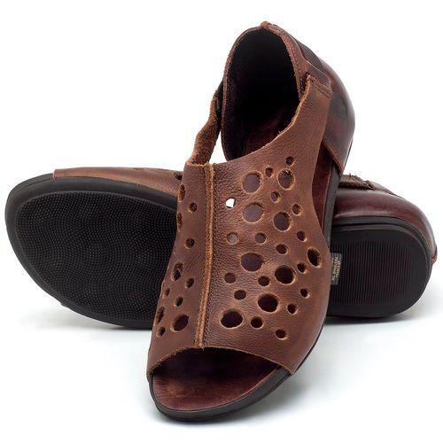 Laranja_Lima_Shoes_Sapatos_Femininos_Sandalia_Rasteira_Flat_em_Couro_Marrom_-_Codigo_-_137202_2