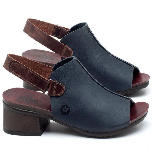 Laranja_Lima_Shoes_Sapatos_Femininos_Sandalia_Laranja_Lima_Shoes_Boho_Salto_de_5_cm_em_Couro_Marinho_-_Codigo_-_137207_1