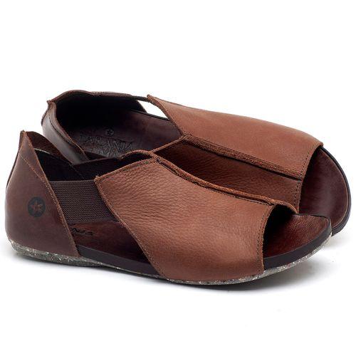 Laranja_Lima_Shoes_Sapatos_Femininos_Sandalia_Rasteira_Flat_em_Couro_Marrom_-_Codigo_-_137212_1
