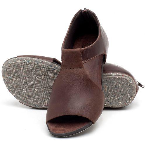 Laranja_Lima_Shoes_Sapatos_Femininos_Sandalia_Rasteira_Flat_em_Couro_Marrom_-_Codigo_-_137214_2