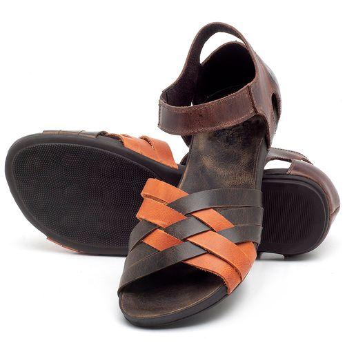 Laranja_Lima_Shoes_Sapatos_Femininos_Sandalia_Rasteira_Flat_em_Couro_Laranja_-_Codigo_-_137216_2