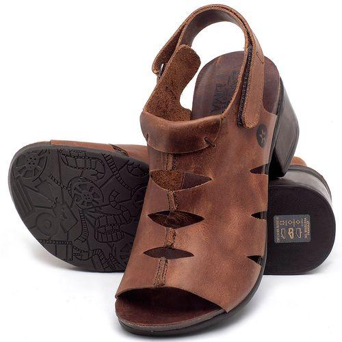Laranja_Lima_Shoes_Sapatos_Femininos_Sandalia_Laranja_Lima_Shoes_Boho_em_Couro_Marrom_-_Codigo_-_137217_2