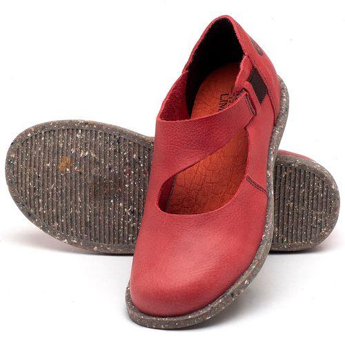 Laranja_Lima_Shoes_Sapatos_Femininos_Flat_Shoes_em_Couro_Vermelho_-_Codigo_-_137222_2
