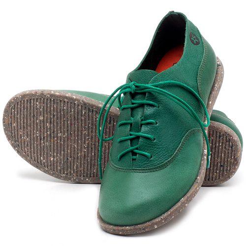 Laranja_Lima_Shoes_Sapatos_Femininos_Tenis_Cano_Baixo_em_Couro_Verde_-_Codigo_-_137224_2