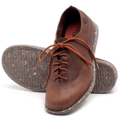 Laranja_Lima_Shoes_Sapatos_Femininos_Tenis_Cano_Baixo_em_Couro_Marrom_-_Codigo_-_137224_2