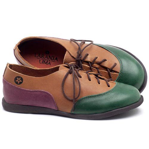 Laranja_Lima_Shoes_Sapatos_Femininos_Tenis_Cano_Baixo_em_Couro_Multicolor_-_Codigo_-_137224_1