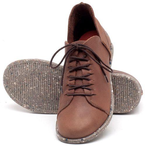 Laranja_Lima_Shoes_Sapatos_Femininos_Tenis_Cano_Baixo_em_Couro_Marrom_-_Codigo_-_137227_2