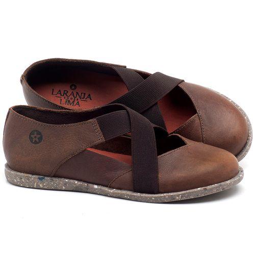 Laranja_Lima_Shoes_Sapatos_Femininos_Tenis_Cano_Baixo_em_Couro_Marrom_-_Codigo_-_137228_1