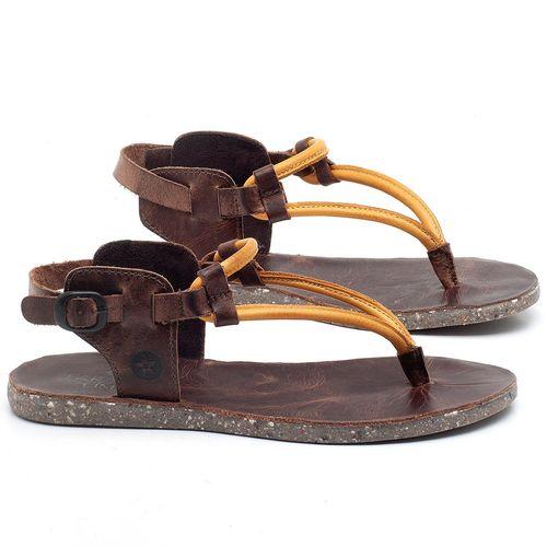 Laranja_Lima_Shoes_Sapatos_Femininos_Sandalia_Rasteira_Flat_em_Couro_Amarelo_-_Codigo_-_137231_1
