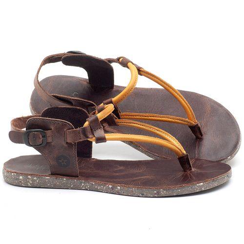 Laranja_Lima_Shoes_Sapatos_Femininos_Sandalia_Rasteira_Flat_em_Couro_Amarelo_-_Codigo_-_137231_2