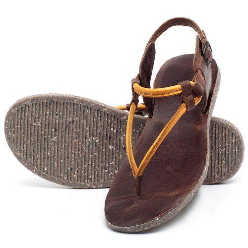 Laranja_Lima_Shoes_Sapatos_Femininos_Sandalia_Rasteira_Flat_em_Couro_Amarelo_-_Codigo_-_137231_3