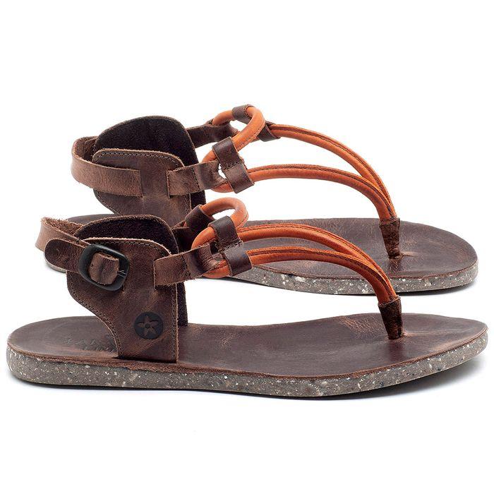 Laranja_Lima_Shoes_Sapatos_Femininos_Sandalia_Rasteira_Flat_em_Couro_Laranja_-_Codigo_-_137231_1