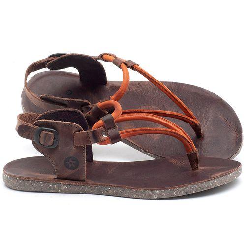 Laranja_Lima_Shoes_Sapatos_Femininos_Sandalia_Rasteira_Flat_em_Couro_Laranja_-_Codigo_-_137231_2