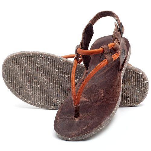 Laranja_Lima_Shoes_Sapatos_Femininos_Sandalia_Rasteira_Flat_em_Couro_Laranja_-_Codigo_-_137231_3