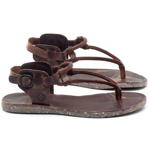 Laranja_Lima_Shoes_Sapatos_Femininos_Sandalia_Rasteira_Flat_em_Couro_Marrom_-_Codigo_-_137231_1