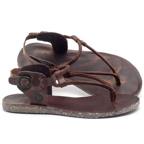 Laranja_Lima_Shoes_Sapatos_Femininos_Sandalia_Rasteira_Flat_em_Couro_Marrom_-_Codigo_-_137231_2