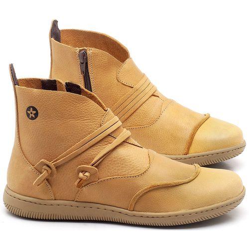 Laranja_Lima_Shoes_Sapatos_Femininos_Tenis_Cano_Alto_em_Couro_Amarelo_-_Codigo_-_137234_1