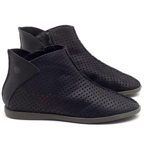 Laranja_Lima_Shoes_Sapatos_Femininos_Flat_Boot_em_Couro_Preto_-_Codigo_-_137236_1