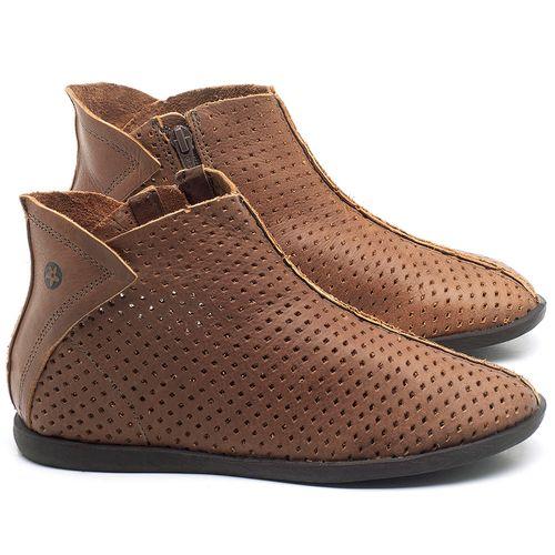 Laranja_Lima_Shoes_Sapatos_Femininos_Flat_Boot_em_Couro_Caramelo_-_Codigo_-_137236_1