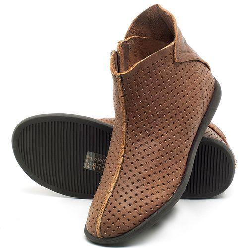 Laranja_Lima_Shoes_Sapatos_Femininos_Flat_Boot_em_Couro_Caramelo_-_Codigo_-_137236_2