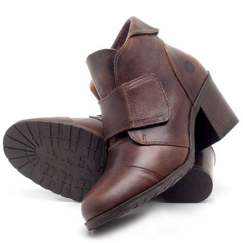 Laranja_Lima_Shoes_Sapatos_Femininos_Bota_Cano_Curto_Salto_de_6_cm_em_Couro_Marrom_-_Codigo_-_137239_2