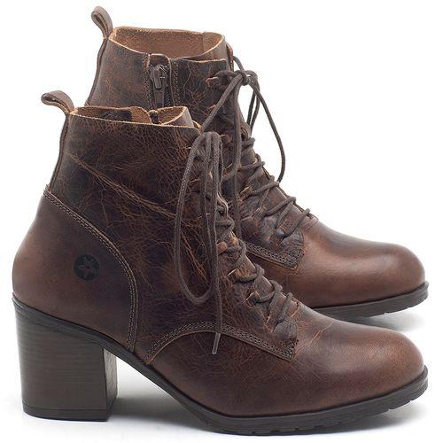Laranja_Lima_Shoes_Sapatos_Femininos_Bota_Cano_Curto_Salto_de_6_cm_em_Couro_Marrom_-_Codigo_-_137240_1