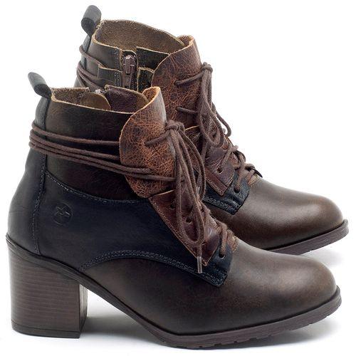 Laranja_Lima_Shoes_Sapatos_Femininos_Bota_Cano_Curto_Salto_de_6_cm_em_Couro_Marrom_-_Codigo_-_137241_1