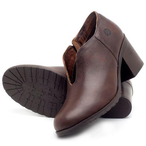 Laranja_Lima_Shoes_Sapatos_Femininos_Bota_Cano_Curto_Salto_de_6_cm_em_Couro_Marrom_-_Codigo_-_137242_2