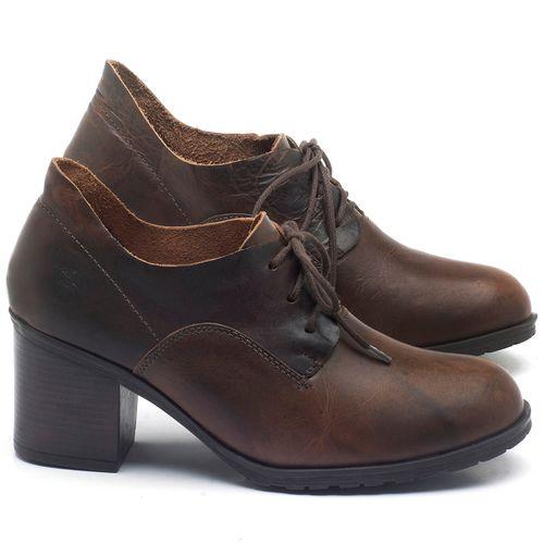 Laranja_Lima_Shoes_Sapatos_Femininos_Bota_Cano_Curto_Salto_de_6_cm_em_Couro_Marrom_-_Codigo_-_137243_1