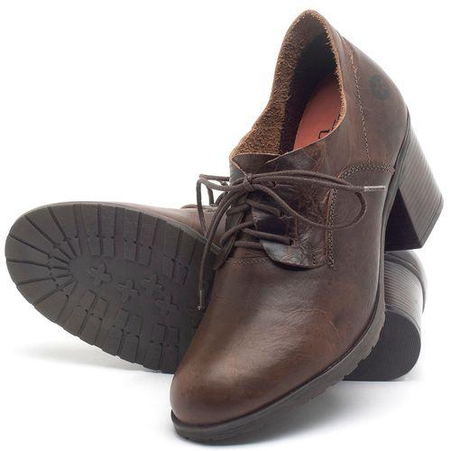 Laranja_Lima_Shoes_Sapatos_Femininos_Bota_Cano_Curto_Salto_de_6_cm_em_Couro_Marrom_-_Codigo_-_137243_2