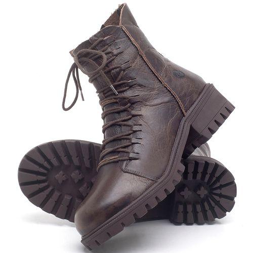 Laranja_Lima_Shoes_Sapatos_Femininos_Bota_Cano_Curto_Salto_de_4_cm_em_Couro_Cafe_-_Codigo_-_137246_2